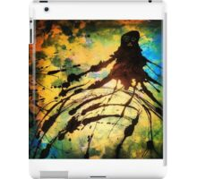 Abstract ink design! iPad Case/Skin