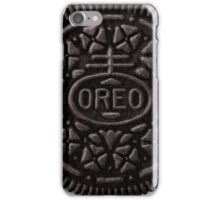 Oreo Cookie iPhone Case/Skin