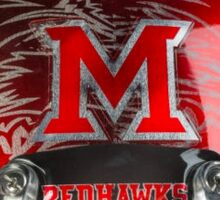 Miami Ohio Sticker Sticker