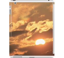 Sunset in the Countryside  iPad Case/Skin