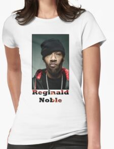 Reginald Noble Aka Redman Womens Fitted T-Shirt