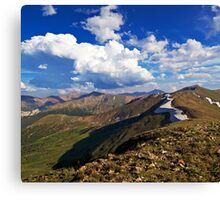 Jones Pass Canvas Print