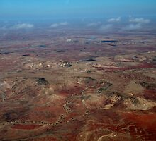 The Simpson Desert by styles