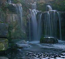Ramsgate Waterfall by Stuart Chapman