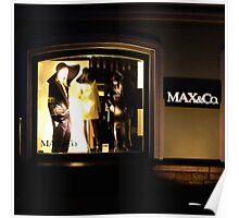 MAX&Co. Poster