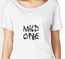 Wild One and Mild One BFF Women's Relaxed Fit T-Shirt