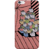 Dusty Old Robot Heads iPhone Case/Skin