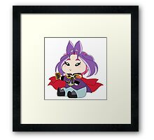 Fusion baby Framed Print