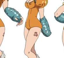 Kawaii Diane Sticker