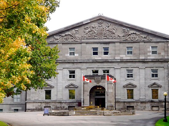 Rideau Hall - residence of the Governor General by Shulie1