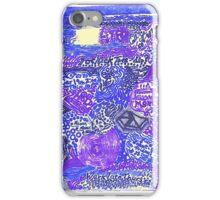 TeleDoodle iPhone Case/Skin