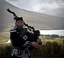 The Piper by Chris Cardwell
