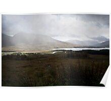 The Scottish Highlands No.1 Poster