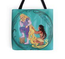 Genderbent Princesses Tote Bag