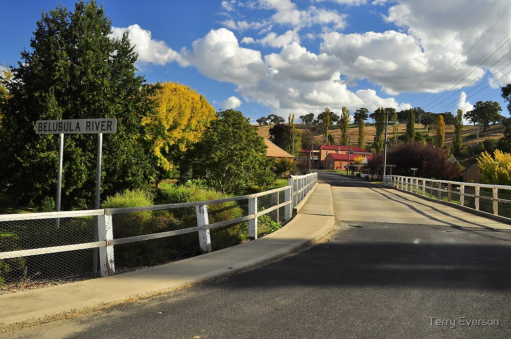 Carcoar by Terry Everson