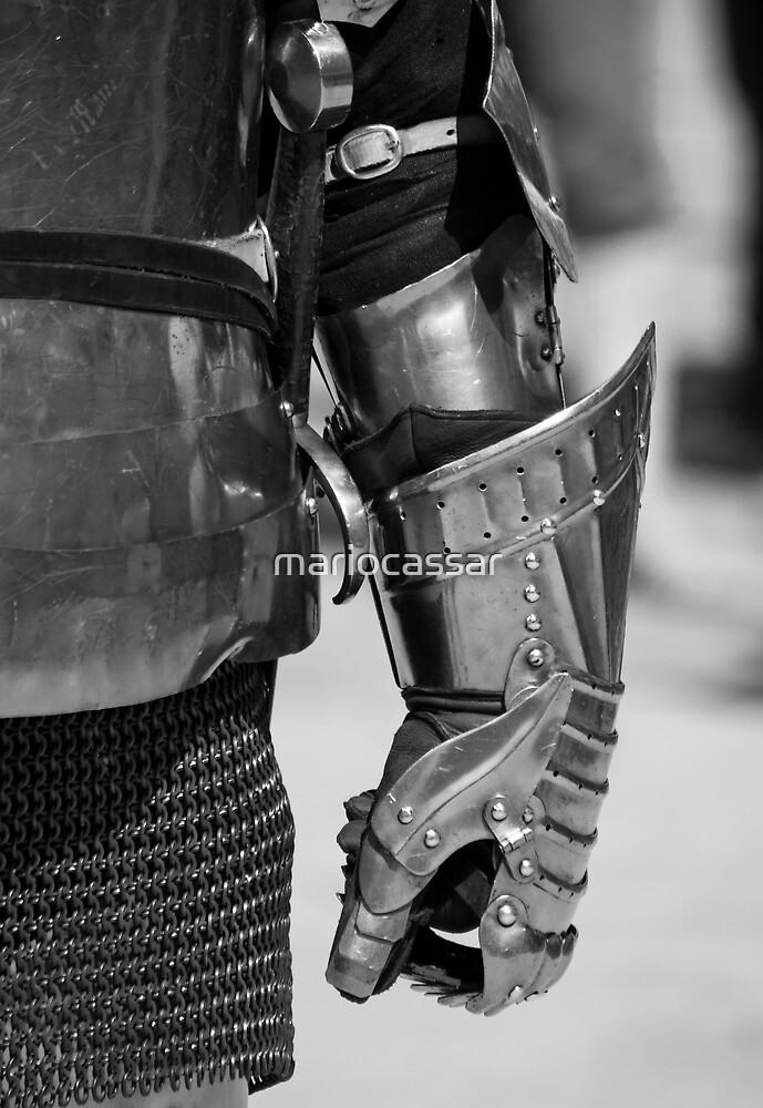 Iron Fist  by Bokeh  Photography