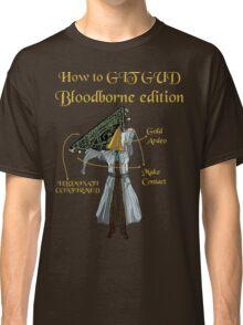 Bloodborne Illuminati  Classic T-Shirt