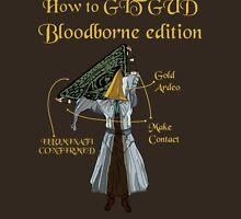 Bloodborne Illuminati  Unisex T-Shirt