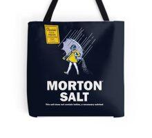 Morton Salt Tote Bag