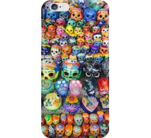 Day of the Dead Skulls iPhone Case/Skin