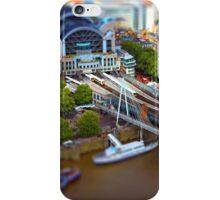 London Charing Cross Railway Station iPhone Case/Skin