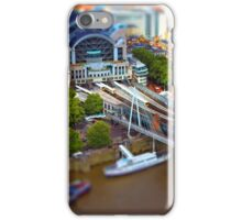 London Charing Cross Railway Station iPhone Case/Skin
