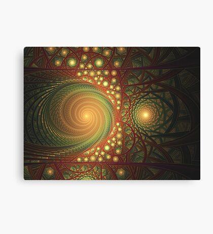 Schizoid Canvas Print