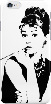 Audrey Hepburn  by Lauren Eldridge-Murray