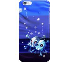 Skullyfish Lovers iPhone Case/Skin