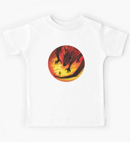 Smaug the Terrible Kids Tee