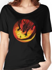 Smaug the Terrible Women's Relaxed Fit T-Shirt