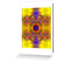 Ascent of the Sun Greeting Card