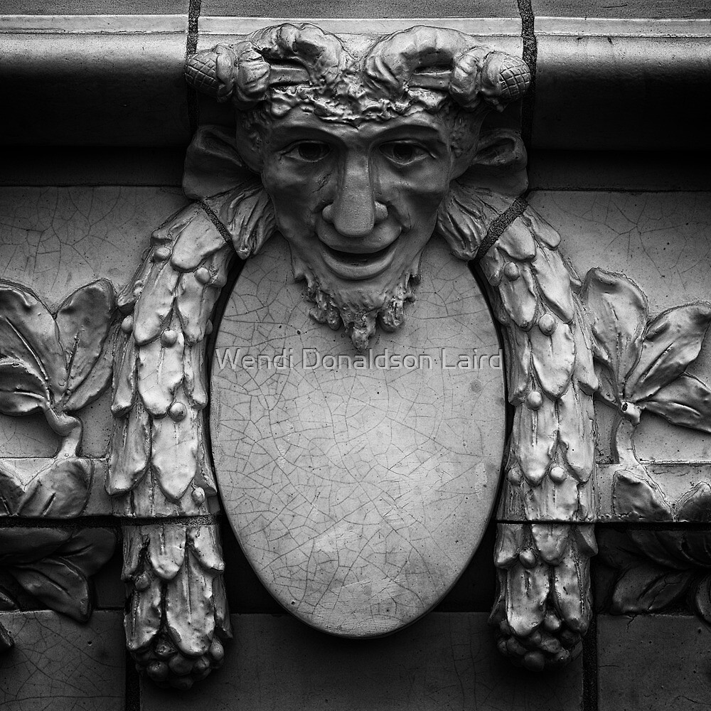 Architectural Detail v1 by Wendi Donaldson Laird
