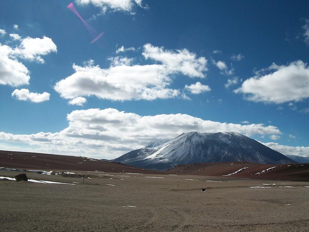 Atacama Desert, Chile by jmartinezc
