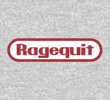 Ragequit Kids Clothes
