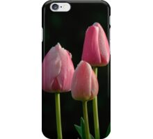 Pink Tulips- iPhone case iPhone Case/Skin