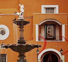 La Fuente by Richard G Witham
