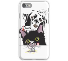 Feast Snack Woof iPhone Case/Skin