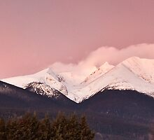 Hudson Bay Mountain 8986 by Curtis Cunningham