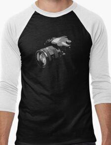 Photographer's camera photography Men's Baseball ¾ T-Shirt