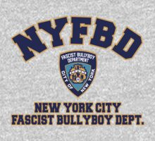NYFBD by Ross Robinson