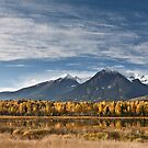 Hudson Bay Mountain 5686 by Curtis Cunningham