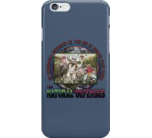 The Natural Defenses iPhone Case/Skin