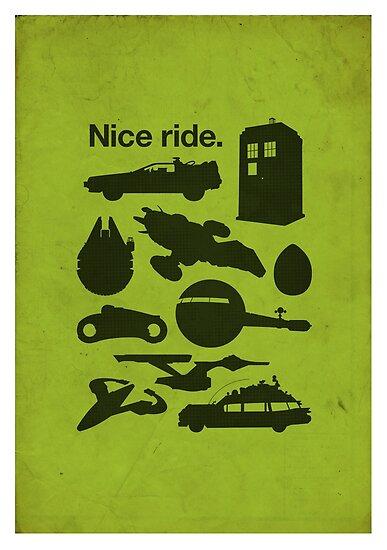 Nice Ride by copywriter