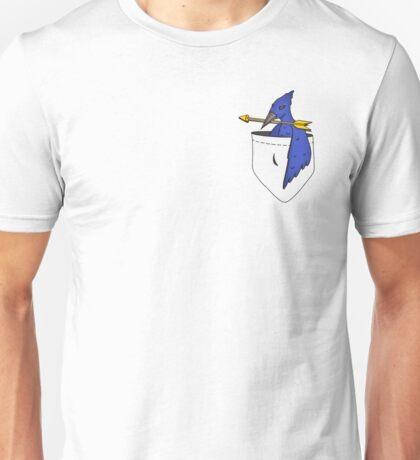 Pocket Mockingjay Unisex T-Shirt