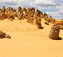 The Pinnacles 10 by DoctorPedro