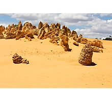 The Pinnacles 10 Photographic Print