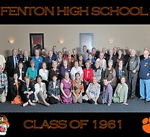 Fenton High School Class of 61 by DigiSharp  Photography
