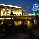 Chestnut St Bridge, Philadelphia by Schuyler L