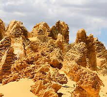 The Pinnacles 11 by DoctorPedro